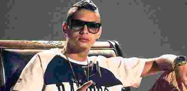 O rapper brasiliense Hungria Hip Hop, sucesso de visualizações na internet - Divulgação