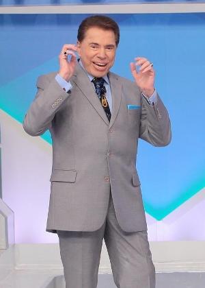 Silvio Santos faz o que quiser com o SBT