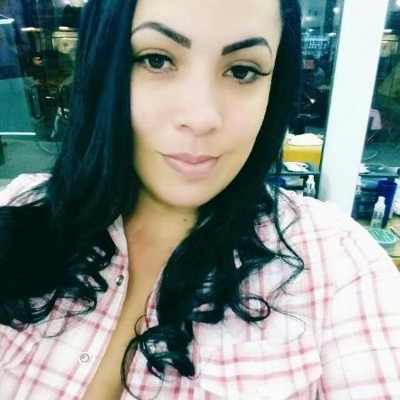 Fabiana Escobar, a Bibi Perigosa - Arquivo Pessoal