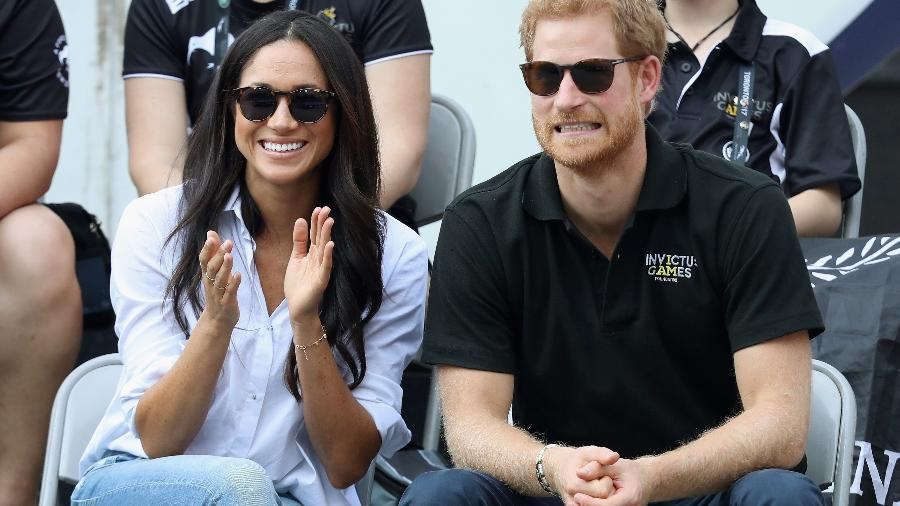 Harry e Meghan - Getty Images