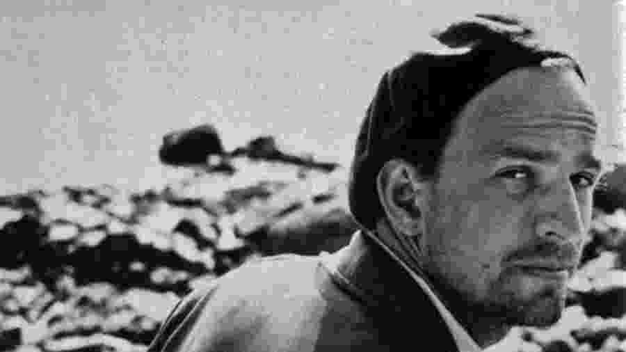 O cineasta sueco Ingmar Bergman - Reprodução