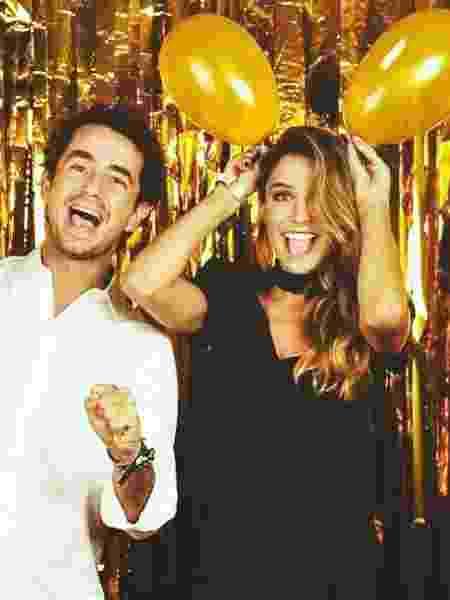 Rafa Brites e Felipe Andreoli comemoram 6 anos de casados - Reprodução/Instagram