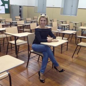 A desembargadora Marília Castro Neves