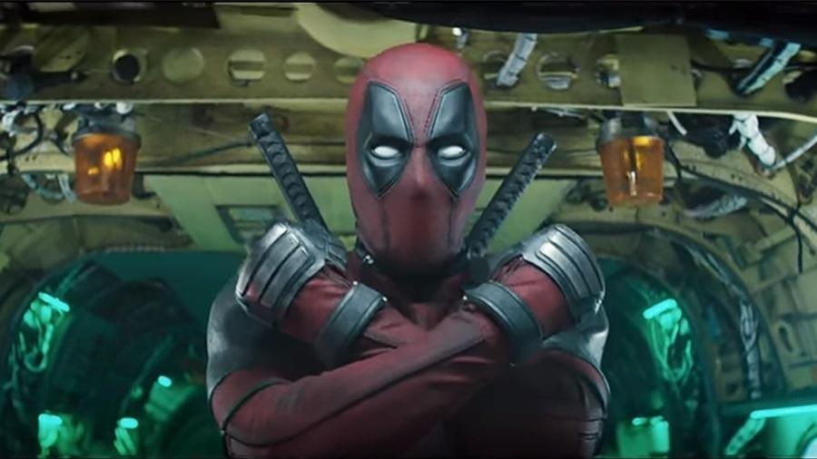 """Cena de """"Deadpool 2"""" - Reprodução"""