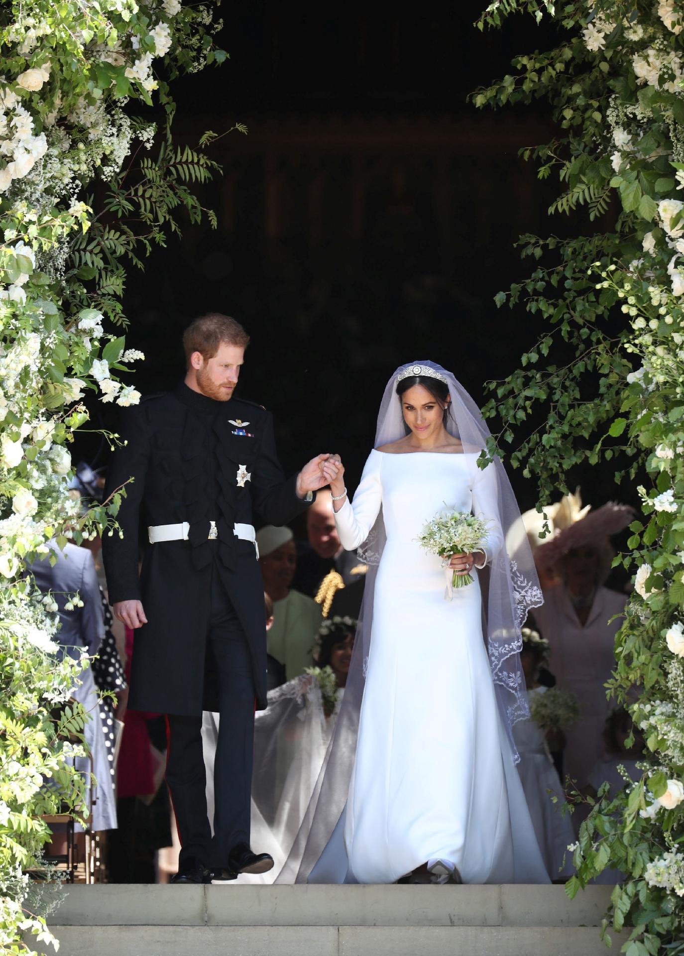 914c4ae1d49d Casamento real de Harry e Meghan - Notícias - BOL