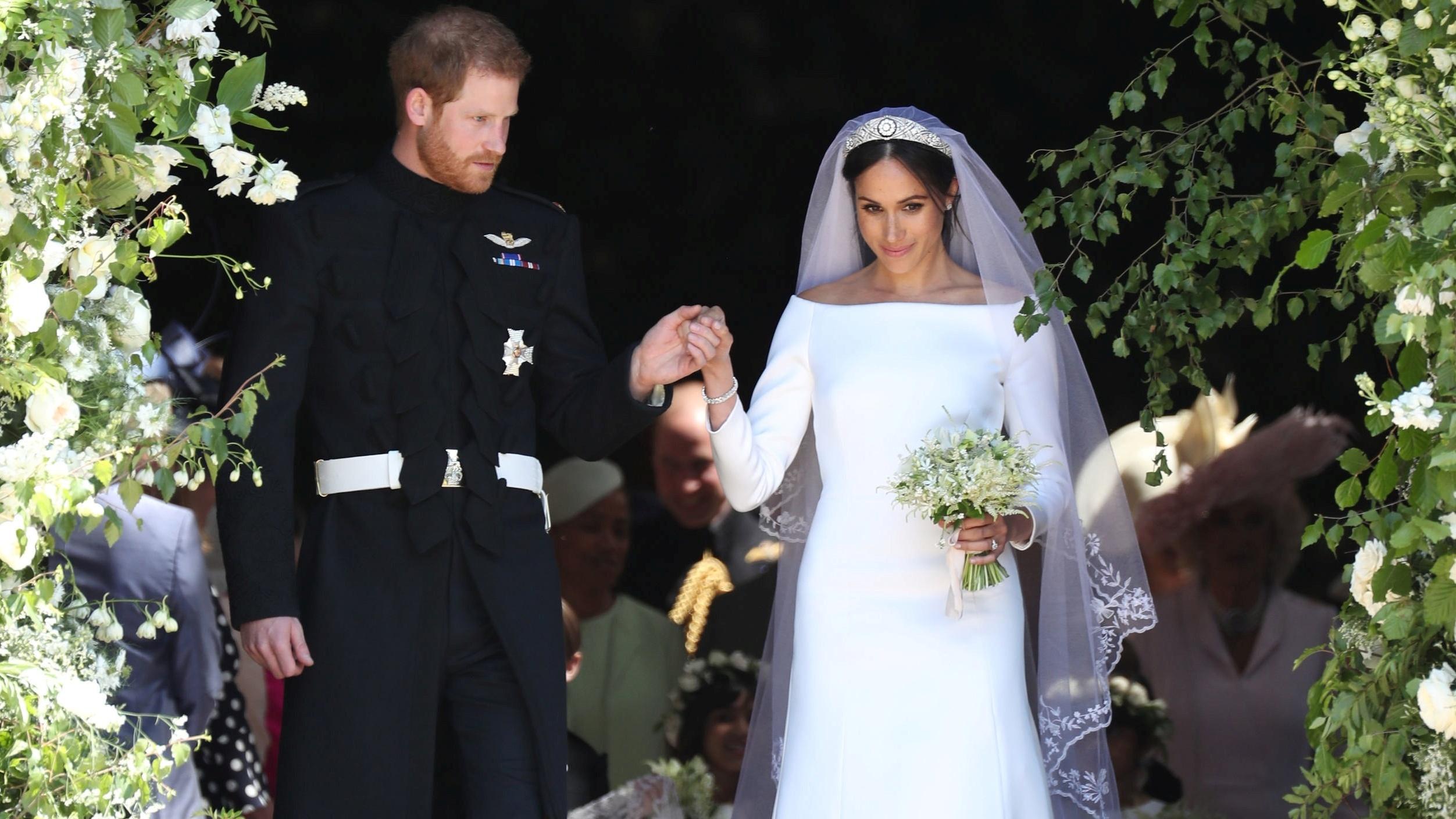 Casamento real 2018: O vestido de noiva de Meghan Markle em ...
