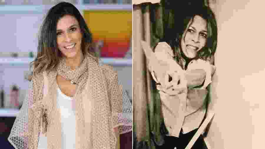 Sarah Oliveira e Jamie Lee Curtis: separadas no nascimento? - Montagem/UOL/Reprodução/Instagram/saraholiveira/curtisleejamie