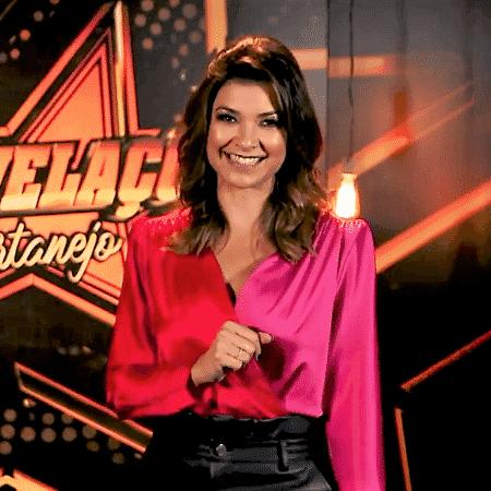 Amanda Françozo - Divulgação/TV Aparecida - Divulgação/TV Aparecida