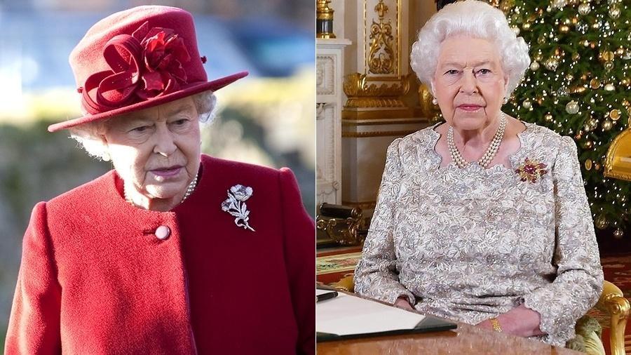 Rainha Elizabeth 2º - Getty Images