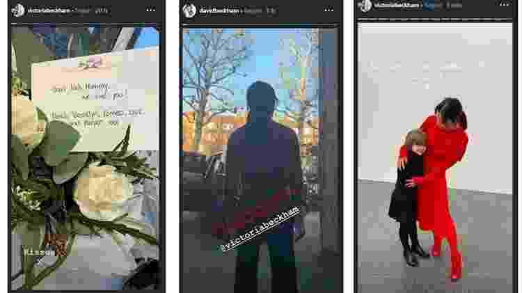 Victoria recebe buquê de flores assinado por todos da família e recebe amor do marido e da filha caçula - Reprodução/Instagram - Reprodução/Instagram