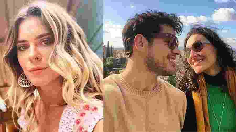 Carolina Dieckmann torce para que José Loreto e Débora Nascimento reatem o casamento - Reprodução/Instagram