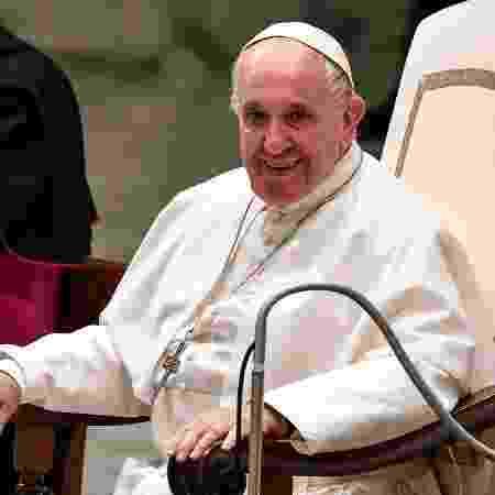 O Papa Francisco - AFP