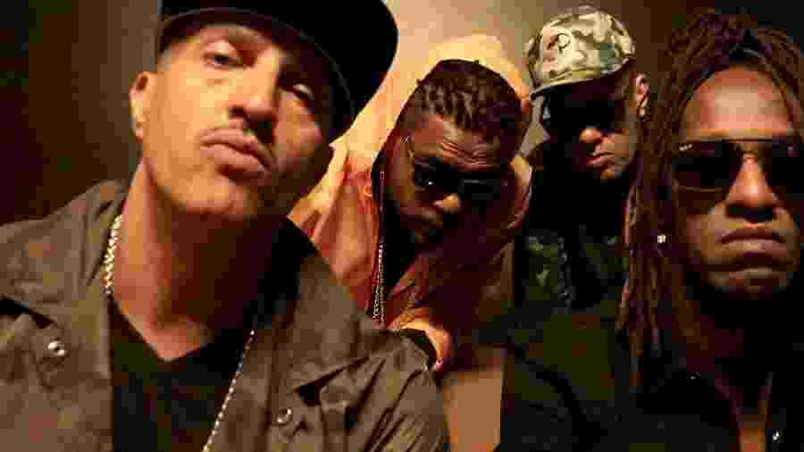 Racionais MCs que comemora 30 anos de carreira - Racionais MCs