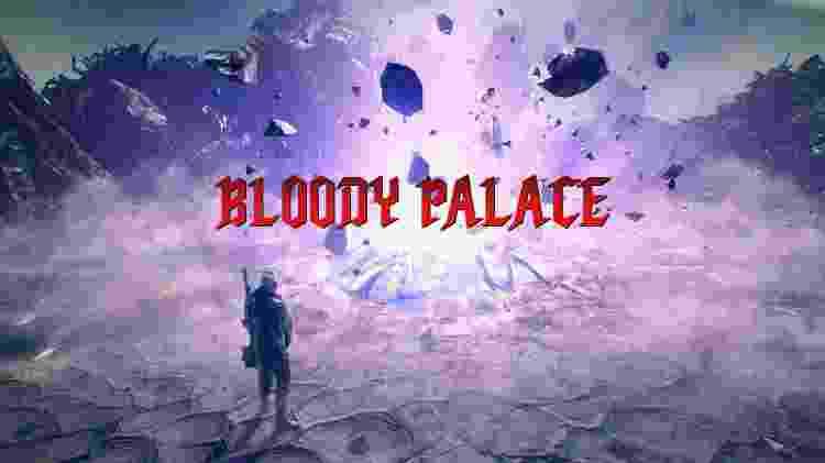 Bloody Palace - Reprodução - Reprodução