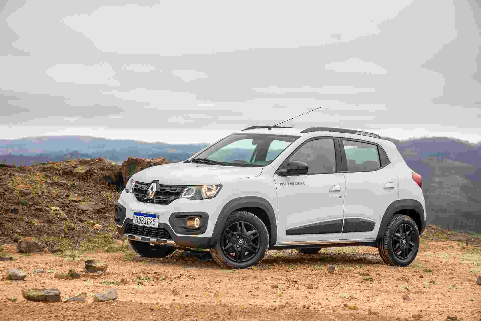 Renault Kwid Outsider - Marcos Camargo/UOL