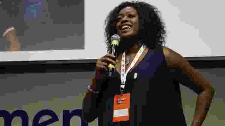 Em evento no Google, Ana Minuto fala métodos para empreender - Divulgação/Google
