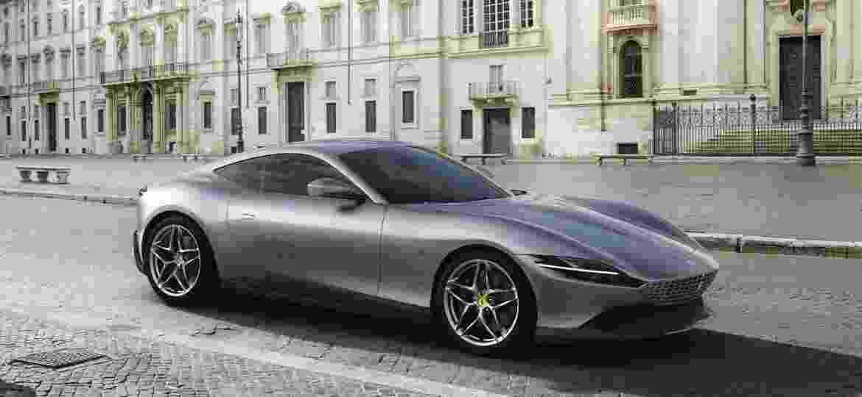 Novo superesportivo da Ferrari, Roma deve ser base para inédito SUV - Divulgação