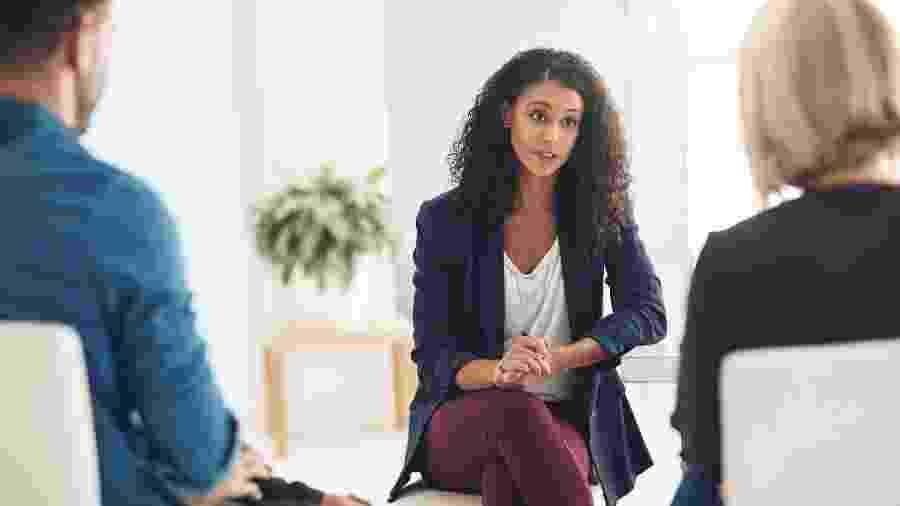 Buscar ajuda profissional pode ser a saída para o relacionamento - iStock