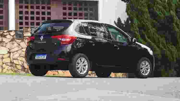 Renault Sandero Zen 1 - Murilo Góes/UOL - Murilo Góes/UOL
