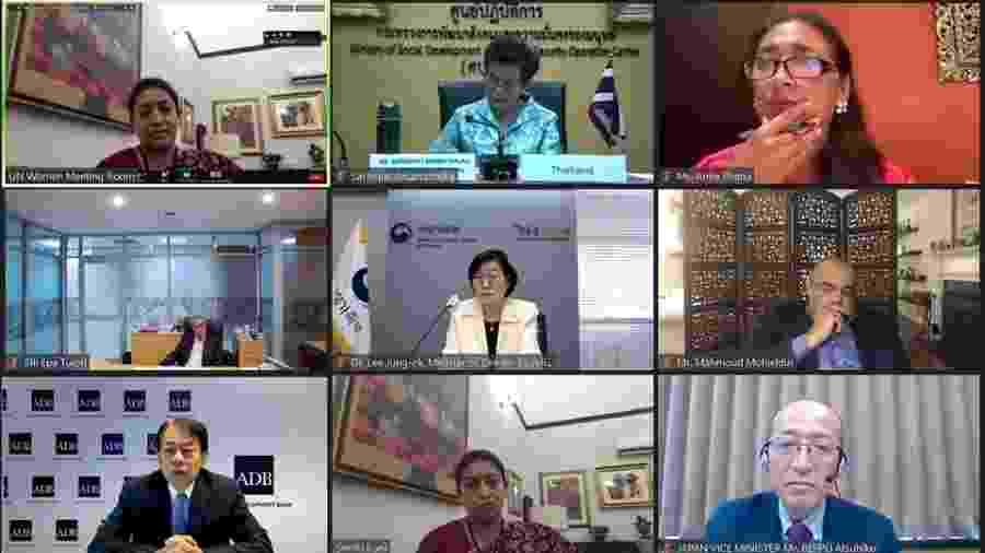 ONU Mulheres e Banco Asiático de Desenvolvimento se juntam para intensificar as respostas à covid-19 - Divulgação