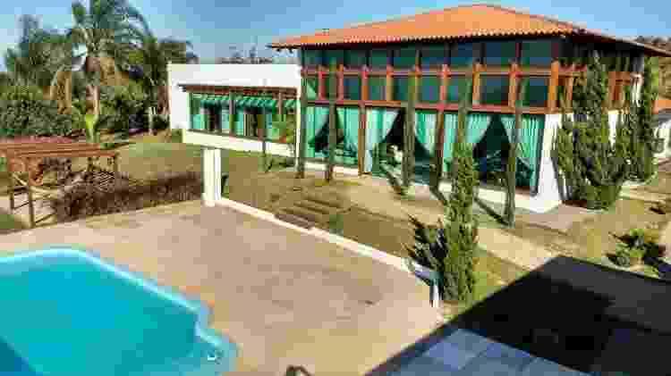 Casa em Prudente de Morais - Divulgação/Vrbo - Divulgação/Vrbo