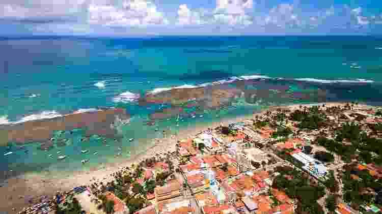 Porto de Galinhas, em Pernambuco - Getty Images/iStockphoto - Getty Images/iStockphoto
