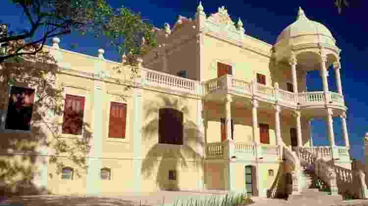 Museu Théo Brandão, em Maceió - Semtel Maceió - Semtel Maceió