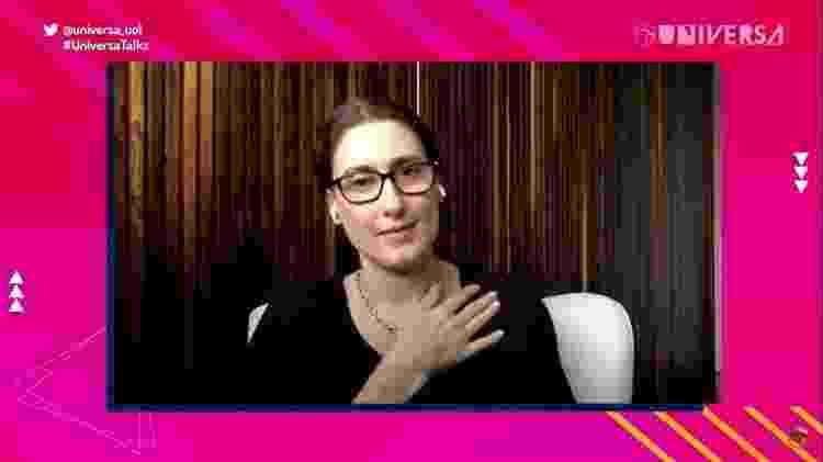 Paola Carosella  - Reprodução - Reprodução