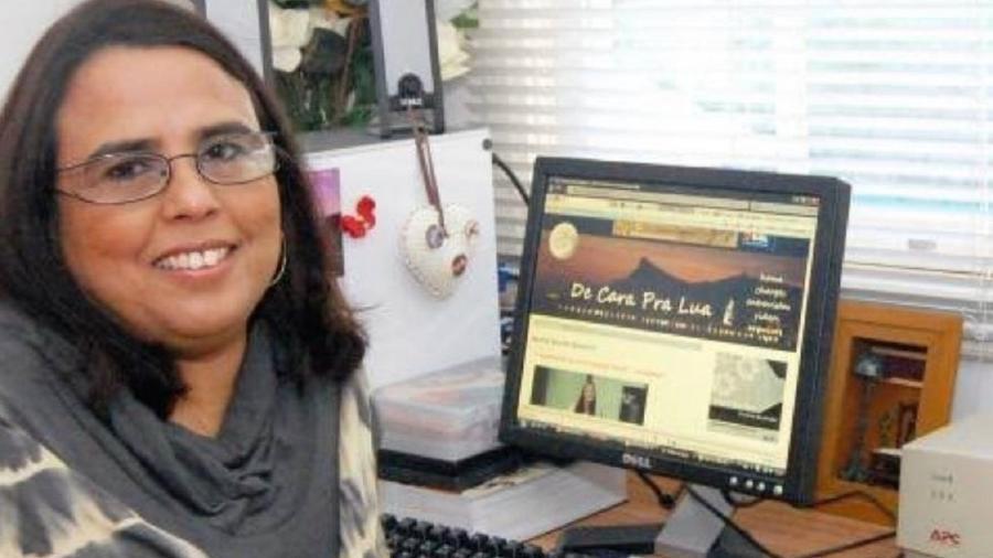 """Susan Mello, do blog """"De Cara pra Lua"""" e pioneira como comentarista de BBB - Reprodução/Instagram"""