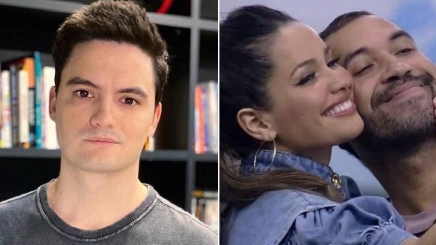 Felipe Neto elogia Gil e Juliette por criticarem o governo sem medo - Reprodução/Instagram
