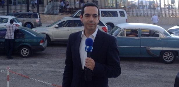 Mauro Tagliaferri noticia a reabertura da embaixada dos Estados Unidos em Cuba