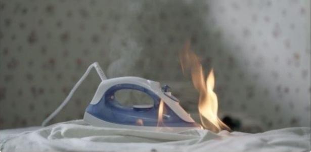 Imagem da campanha da TV France 3, que foi acusada de sexismo - Reprodução