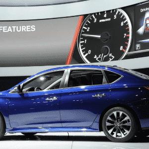Nissan Sentra 2016 - Bob Riha Jr./EFE
