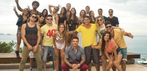 Elenco do reality show Are You the One? Brasil, da MTV - Divulgação