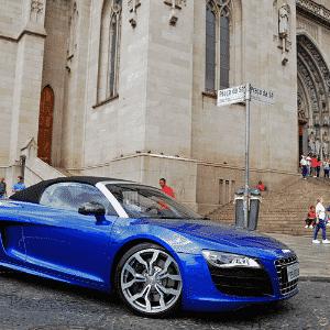 Audi R8 - Murilo Góes/UOL
