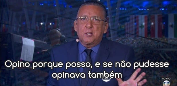 20.ago.2016 - Diva Depressão mostra em 5 lances por que Gavão Bueno é nosso