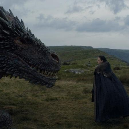 """A equipe de """"Game of Thrones"""" não perdoou os drones intrusos - Reprodução"""