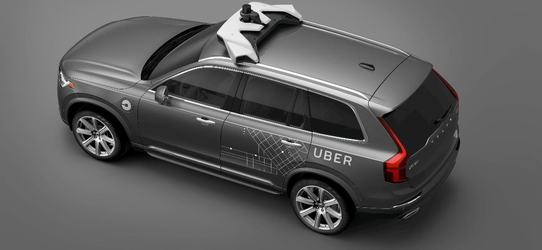 Uber vai apostar pesado em SUVs autônomos e já comprou 24 mil unidades de Volvo XC90 para rodar nos EUA - Divulgação