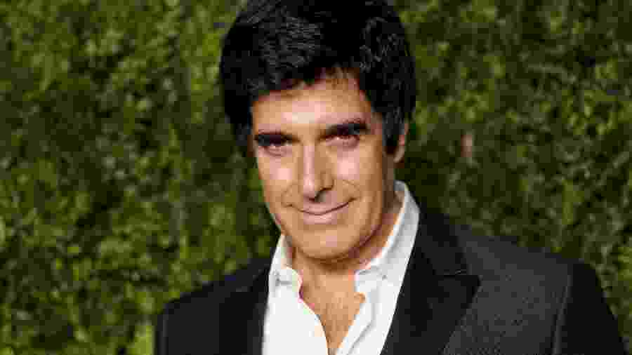 David Copperfield - Getty Images