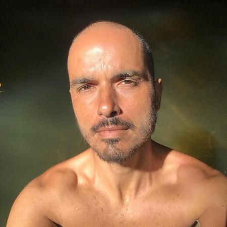 Ator Leo Rosa volta a fazer quimioterapia - Reprodução/Instagram