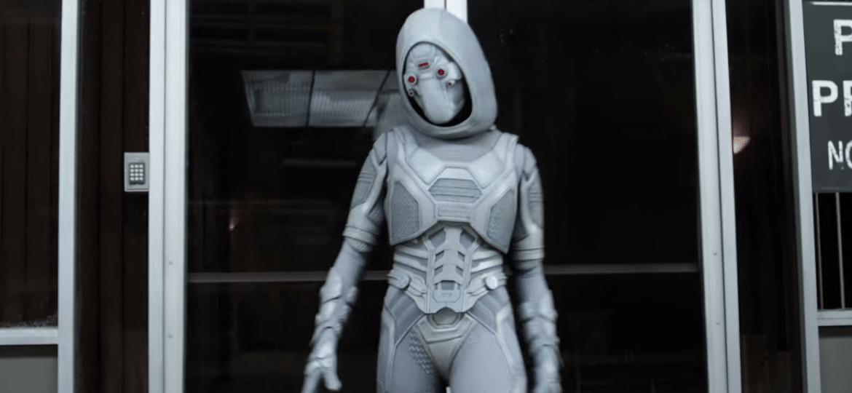 """A vilã Fantasma de """"Homem-Formiga e a Vespa"""" - Reprodução"""