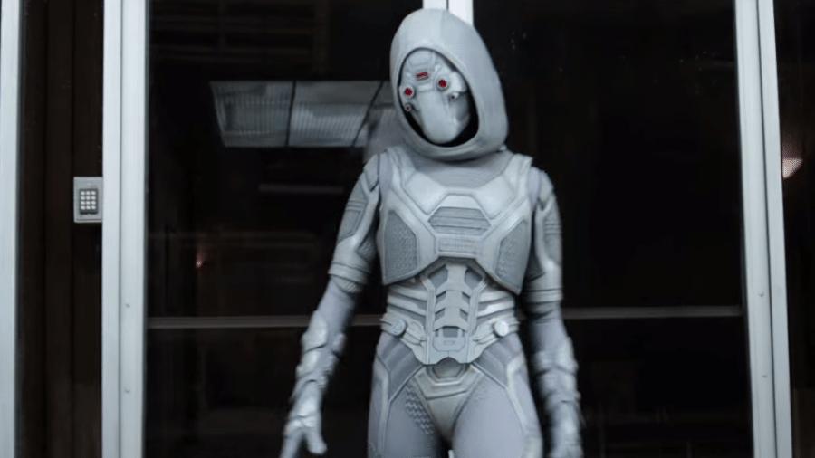 Teaser foca em mostrar poderes da Fantasma - Reprodução