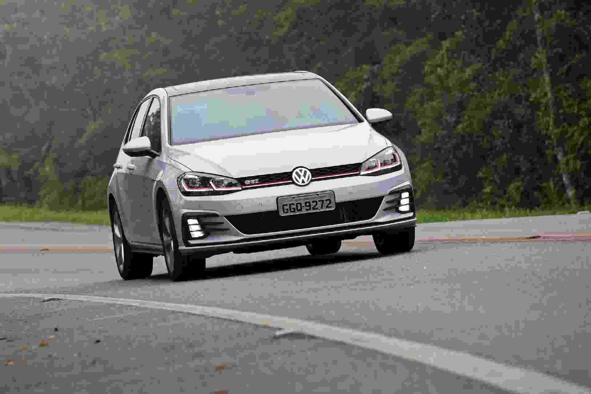 Volkswagen Golf GTI 2018 - Murilo Góes/UOL