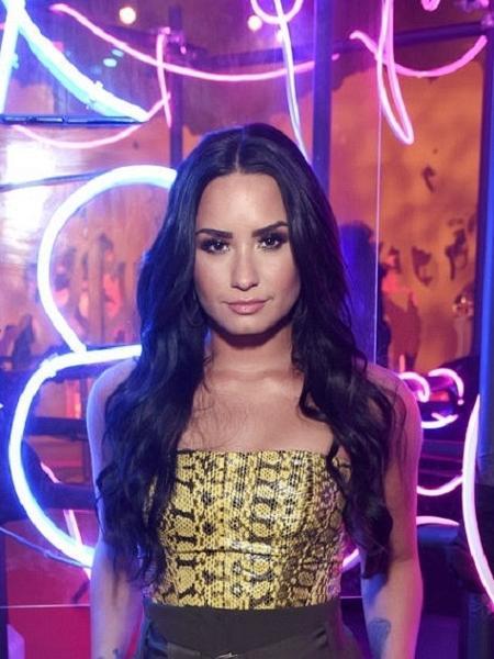 A cantora Demi Lovato - Michael Kovac/Getty Images