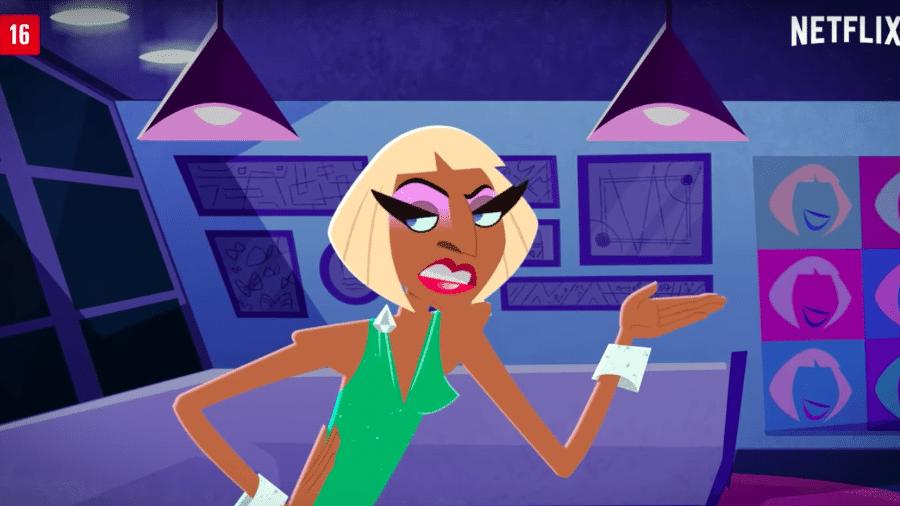 Super Drags é um desenho animado brasileiro original da Netflix - Reprodução/Netflix