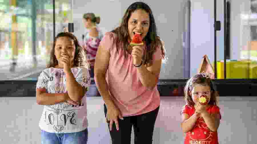 Larissa Souza faz snacks saudáveis - Divulgação