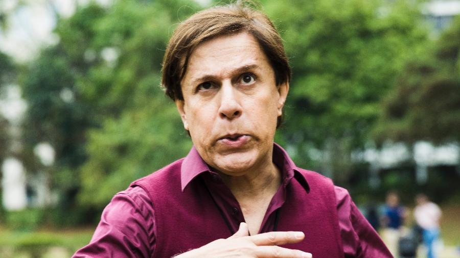 Tom Cavalcante, com 43 anos de carreira, foi o último grande lançamento do humor na TV brasileira - Stella Carvalho/Divulgação