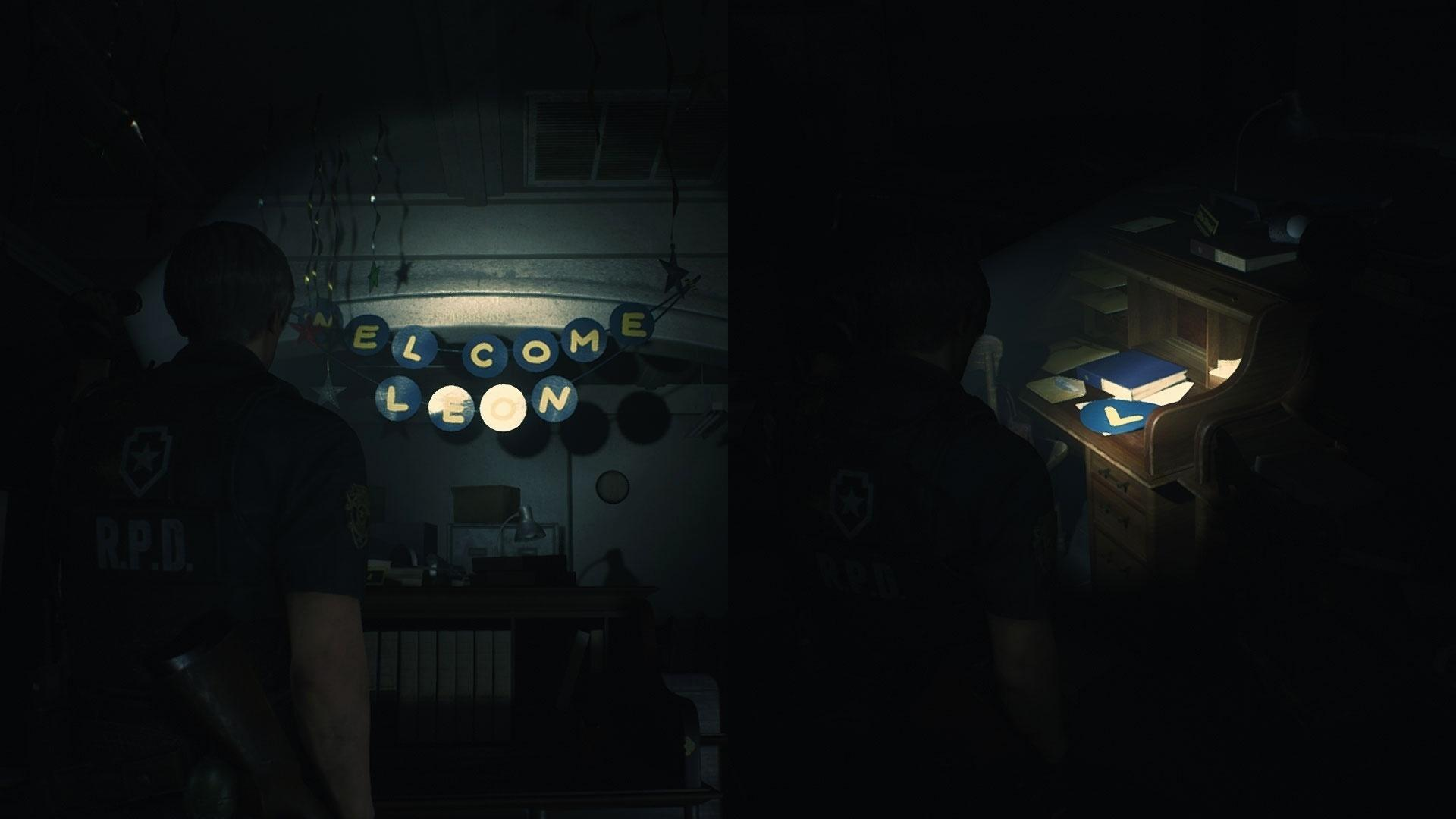 """- reproducaogamehall 1549460720032 v2 1920x1 - 10 'easter eggs' de """"Resident Evil 2"""" que você talvez não tenha percebido"""