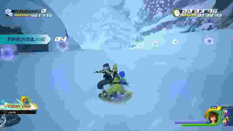 Kingdom Hearts III - Ultima Weapon - 006 - Reprodução - Reprodução