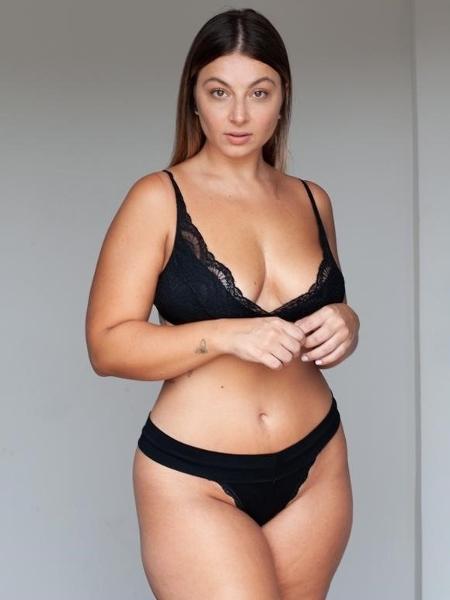 c088f9fac diz Lettícia Munniz de polêmica por lingerie